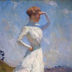 Benson,_Frank_Weston_-_Sunlight_-_Google_Art_Project-creative-commons-searching-for-angels